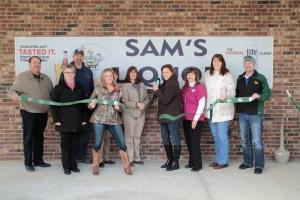 Sam's Grand Opening
