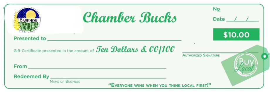 Chamber Buck