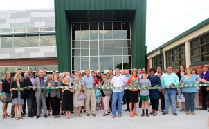 CTE Ribbon Cutting