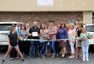 Pink Charming Ribbon Cutting